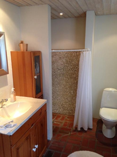 Bathroom things happen here...