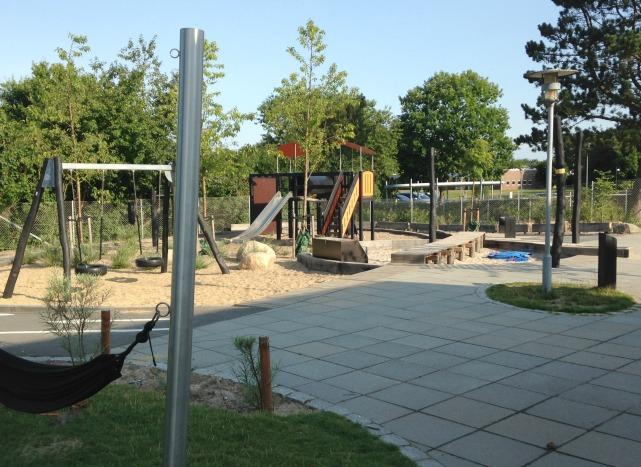 ISB outdoor playground