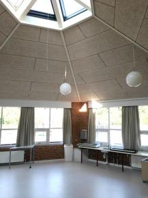 ISB rotunda room