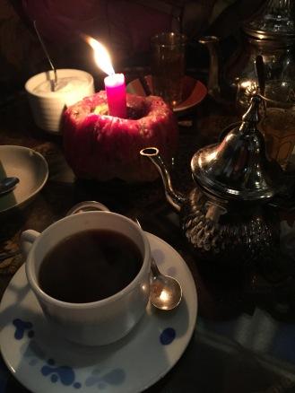 Arabic coffee > Starbucks
