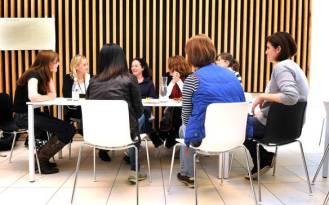 Connect Billund kickoff meeting rachel group