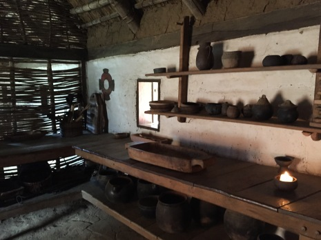 Pottery and jugs